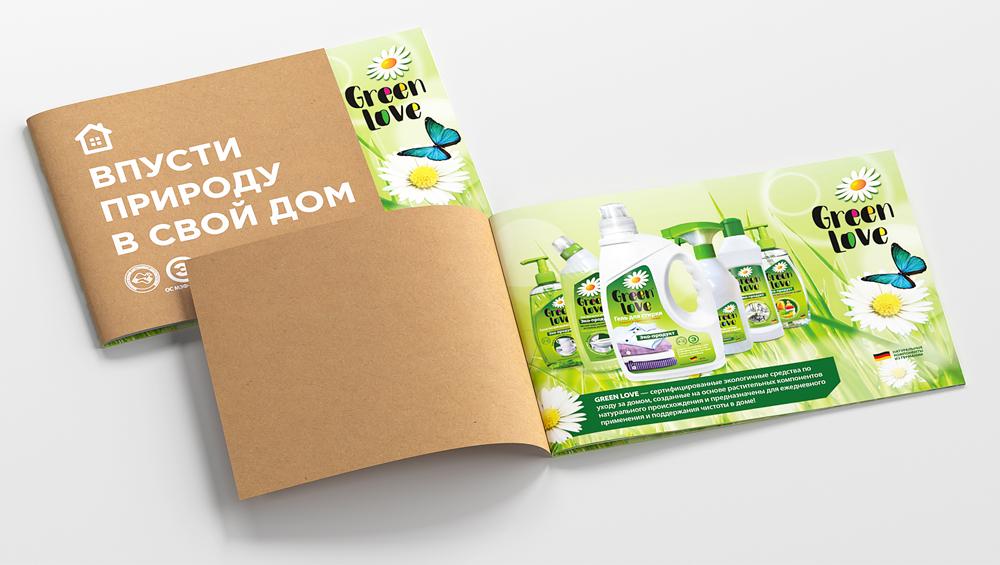 Каталог продукции бренда Green Love